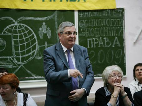 Александр Данилов уволен из МПГУ после скандала с диссертациями. Фото: cpk.mpgu.edu