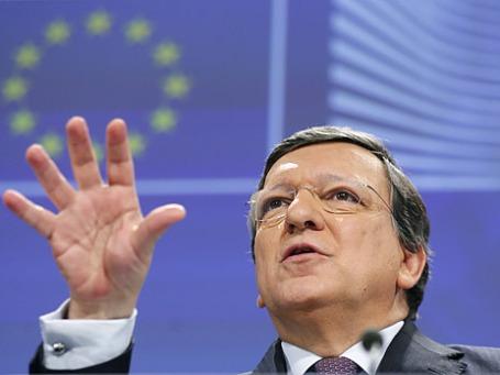 Президент Европейской комиссии Жозе Мануэл Баррозу. Фото: Reuters