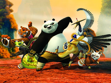 Фото: предоставлено пресс-службой DreamWorks
