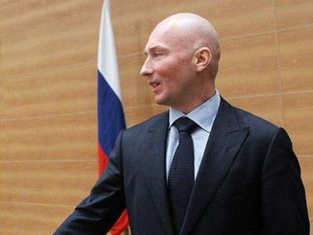 Член фракции ЛДПР Игорь Лебедев. Фото: РИА Новости