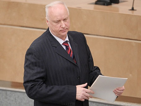 Председатель Следственного комитета РФ Александр Бастрыкин. Фото: РИА Новости