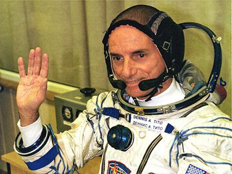 Космический турист Деннис Тито собирается финансировать полет на Марс. Фото: Reuters