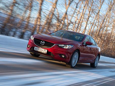 Фото предоставлено пресс-службой Mazda