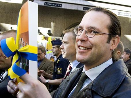 Министр финансов Швеции Андерс Борг. Фото: Reuters