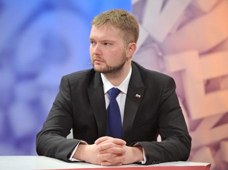 Сын детского омбудсмена Антон Астахов займется «черным списком» интернет-сайтов. Фото: PhotoXPress