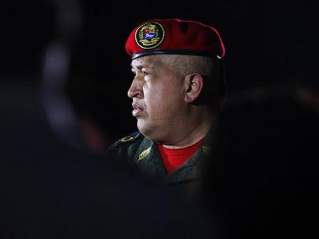 Президент Уго Чавес. Фото: Reuters