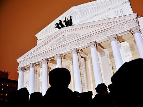 Здание Большого театра в Москве. Фото: РИА Новости