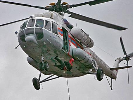 Вертолет Ми-8. Фото: РИА Новости