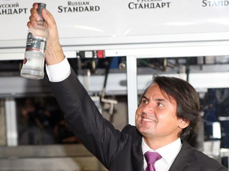 Глава Группы «Русский стандарт»  Рустам Тарико. Фото: russianstandard.com