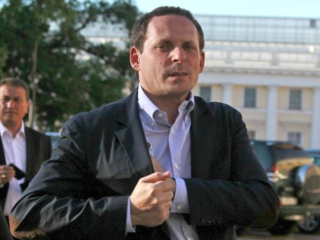 Генеральный директор компании Yandex Аркадий Волож. Фото: РИА Новости
