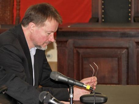 Экс-губернатор Тульской области Вячеслав Дудка. Фото: РИА Новости
