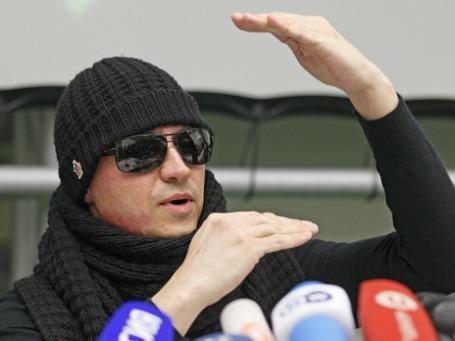 Художественный руководитель балетной труппы Большого театра Сергей Филин. Фото: Reuters