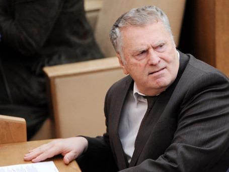 Лидер ЛДПР Владимир Жириновский. Фото: РИА Новости