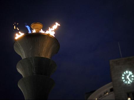 Центральная часть швейцарского города Мальме, где пройдет финал «Евровидения-2013». Фото: РИА Новости