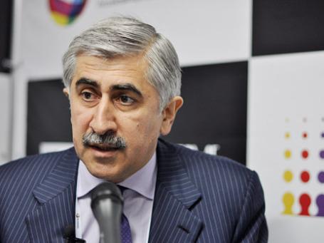 Генеральный директор компании «Сухой» Михаил Погосян. Фото: Надежда Загрецкая/BFM.ru