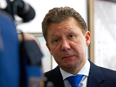 Алексей Миллер. Фото: РИА Новости