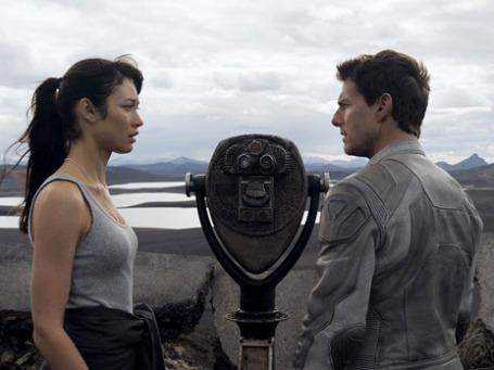 Кадр из фильма «Обливион»