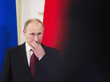 Президент РФ Владимир Путин. Фото: РИА Новости