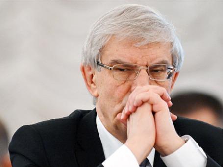 Председатель Центрального банка РФ Сергей Игнатьев. Фото: РИА Новости