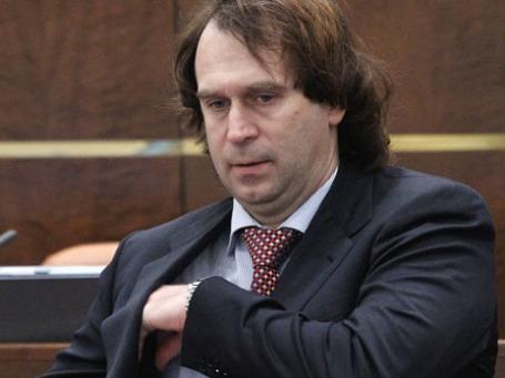 Член Совета Федерации Сергей Лисовский. Фото: РИА Новости