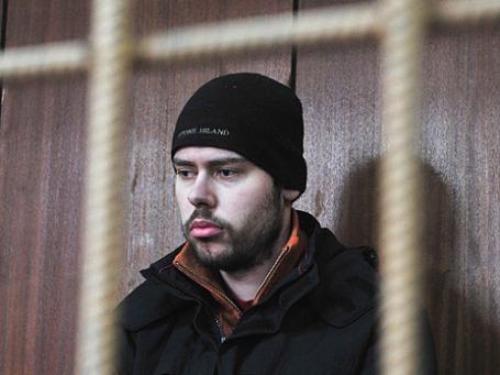 Дмитрий Виноградов в Бабушкинском районом суде Москвы. Фото: РИА Новости