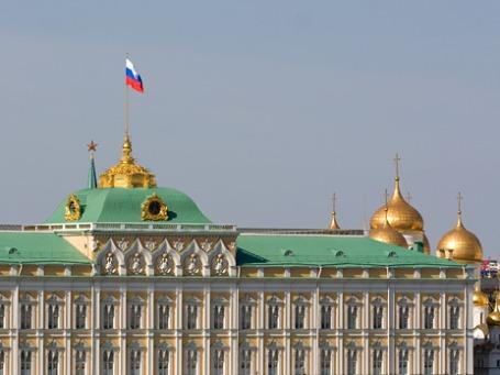 Кремль. Фото: Антон Белицкий/BFM.ru