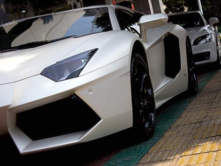 Автомобиль Lamborghini Aventador. Фото: RUI│Photography/flickr.com