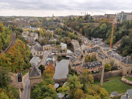 Люксембург. Фото: reinholdbehringer/flickr.com