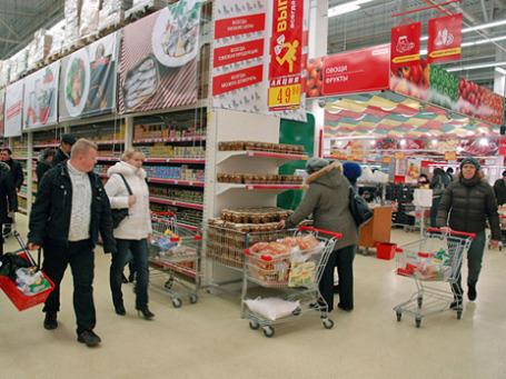 Работа супермаркета  «Магнит». Фото:PhotoXPess