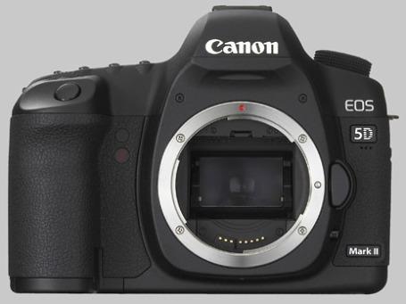 Canon EOS 5D Mark II Body. Фото: canon.com