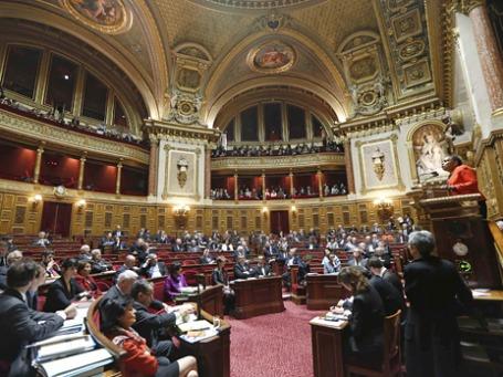 Сенат Франции. Фото: Reuters