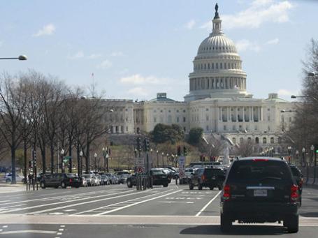 Здание Конгресса США. Фото: Reuters