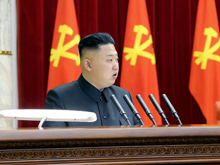 Лидер Северной Кореи Ким Чен Ын. Фото: Reuters