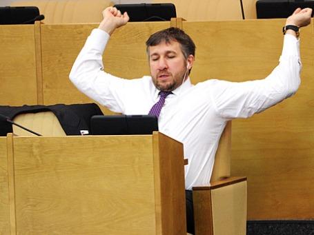 Член комитета Госдумы по вопросам собственности Григорий Аникеев. Фото: РИА Новости