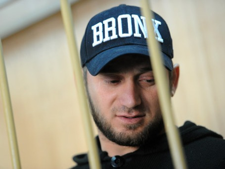 Рассмотрение ходатайства об аресте А.Авхадова, обвиняемого в покушении на дочь М.Барщевского. Фото: ИТАР-ТАСС