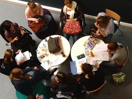 Студенты одного из университетов Великобритании. Фото: Brunel University/flickr.com