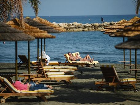 Пляж города Лимасол, Кипр. Фото: РИА Новости
