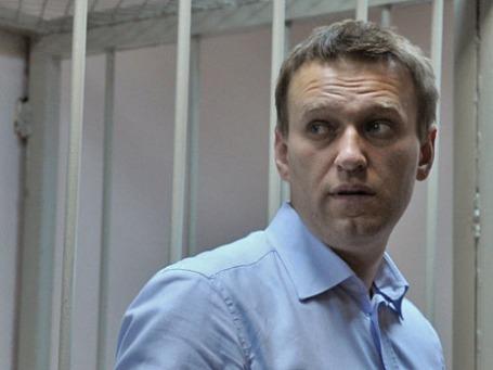 Блогер Алексей Навальный . Фото: РИА Новости