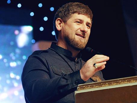 Глава Чеченской Республики Рамзан Кадыров. Фото: РИА Новости
