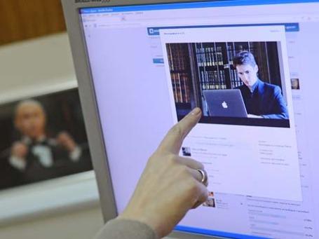 Страница Павла Дурова в социальной сети «ВКонтакте». Фото: ИТАР-ТАСС