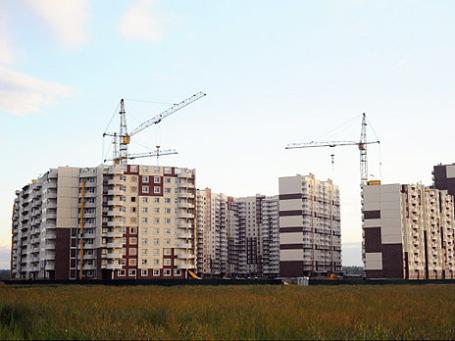 Вид на жилищный комплекс «Новые Ватутинки», Троицк. Фото: РИА Новости