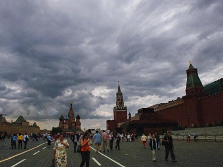 Красная площадь в Москве. Фото: РИА Новости