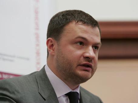Президент фонда United Capital Partners Илья Щербович. Фото: ИТАР-ТАСС