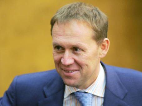 Заместитель председателя комитета Государственной Думы по безопасности Андрей Луговой . Фото: ИТАР-ТАСС