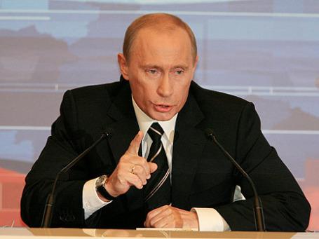 Президент РФ Владимир Путин. Фото: Петр Кассин/BFM.ru
