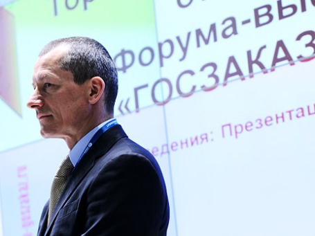 Заместитель мэра Москвы по вопросам экономической политики Андрей Шаронов. Фото: РИА Новости