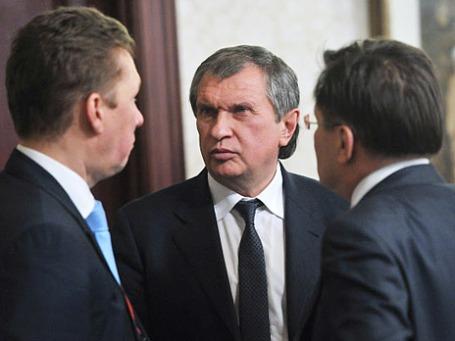 Президент компании «Роснефть» Игорь Сечин. Фото: РИА Новости