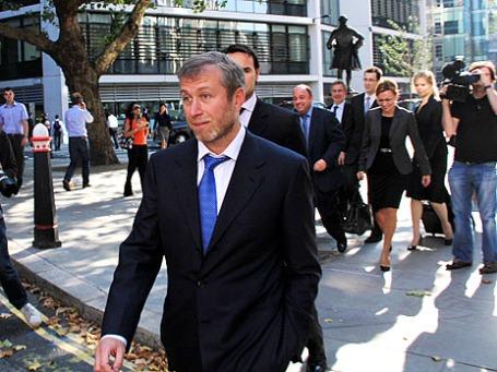 Бизнесмен Роман Абрамович. Фото: РИА Новости