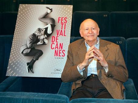 Президент Каннского фестиваля Жиль Жакоб. Фото: Reuters