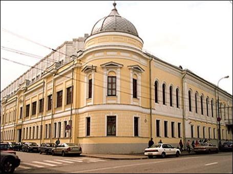 Дом Волконских до начала реконструкции. Фото: wikipedia.org/Gruszecki